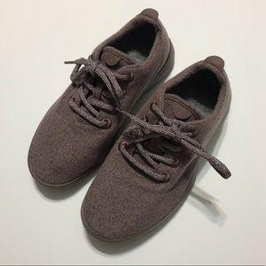 Women's Allbirds wool sneakers size 7